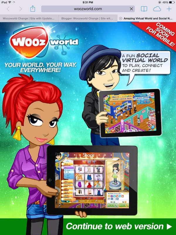 how to get free wooz on woozworld